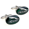 "Cufflinks - Car logo ""Jaguar"" -"