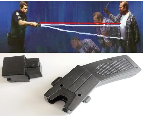 acheter pistolet shocker self d fense taser distance 3 5 m tres. Black Bedroom Furniture Sets. Home Design Ideas