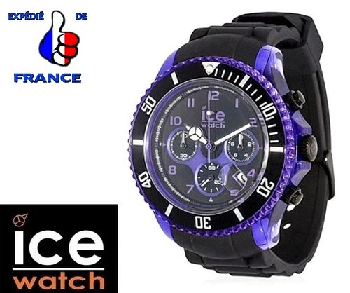 Montre Sport Homme Ice Watch Chronomètre Ice-Chrono Electric
