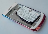 Kit remplacement coque Blanche Bold 9700
