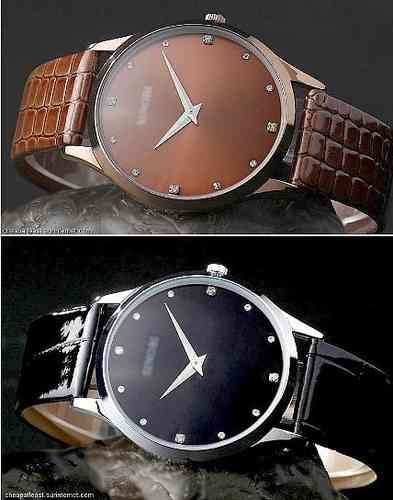 Ultra thin classic and trendy Man watch
