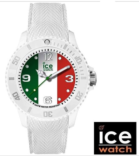 Montre ICE WATCH ICE WORLD Drapeau italien ITALIE