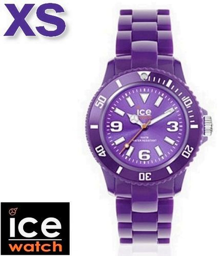 Montre ICE WATCH Forever - XS - silicone violet - Femme / Enfant