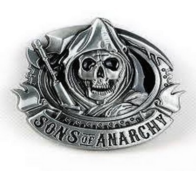 Sons Of anarchy bucklle belt