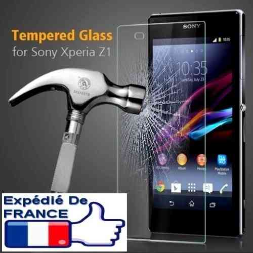 Screen Protection For Sony Xperia Z1 Glass Tempered