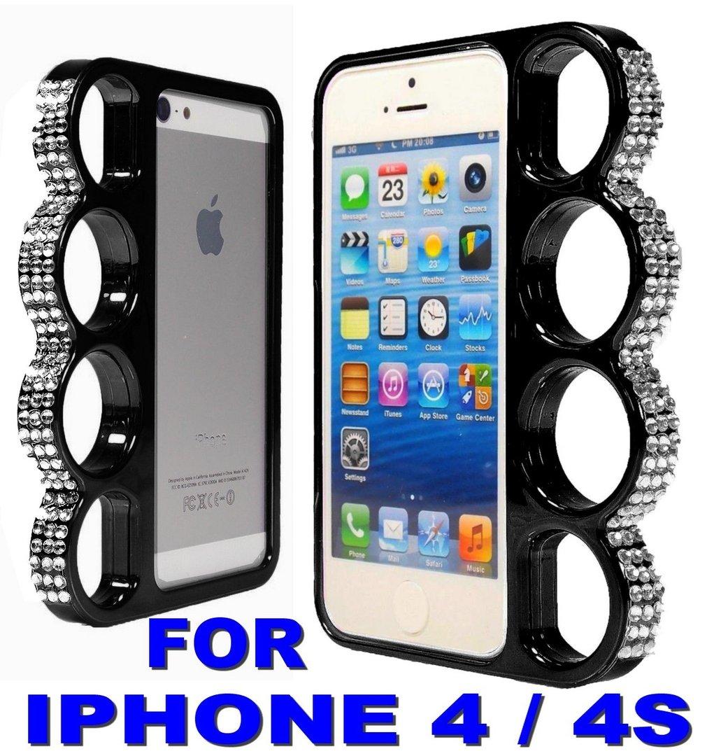 coque noir iphone 4