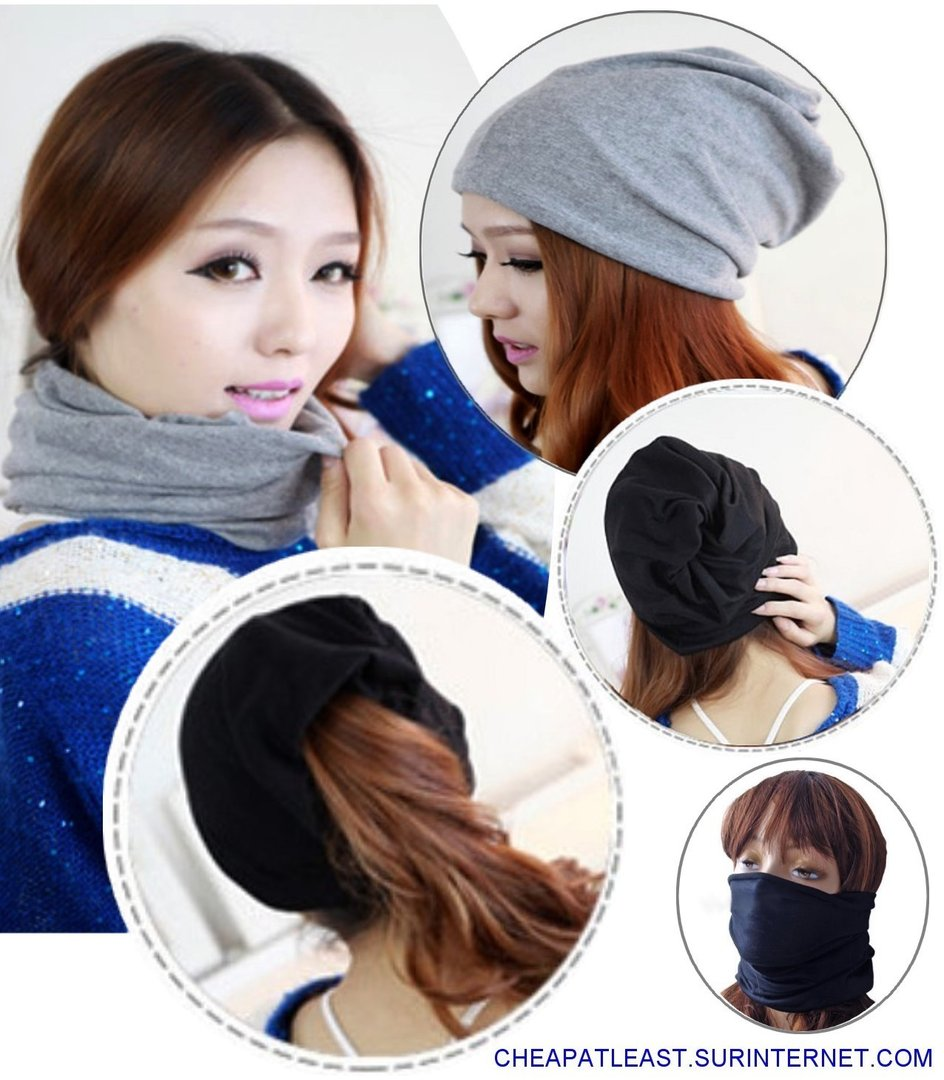 cheap super beannie multifunction 7 in 1 headband scarf mask. Black Bedroom Furniture Sets. Home Design Ideas