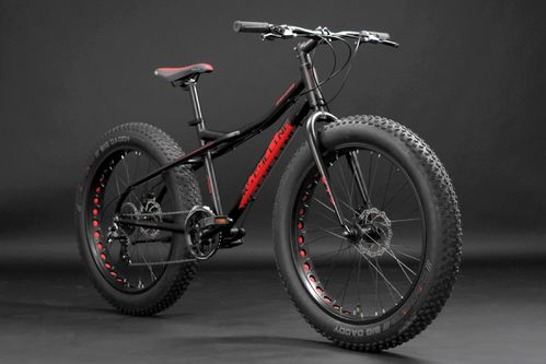 "FATBIKE FAT BIKE 26"" 24 SPEED ALLOY"