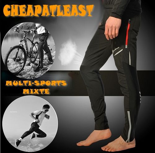 Pantalon Multisport textile technique Respirant & Anti-transpirant