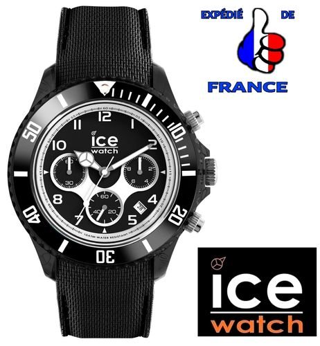 ICE WATCH For Man - DUNE LARGE NOIRE CH.014216