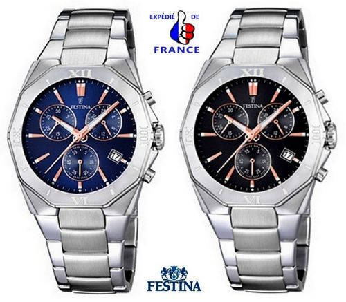 FESTINA Man Watch Sport Luxury - stopwatch - F16757