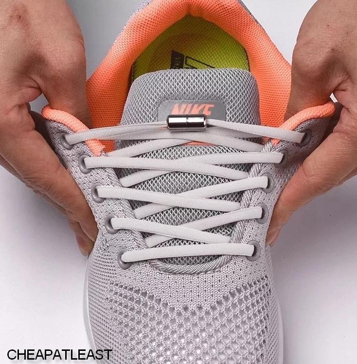 Tie shoelace Elastic Shoelaces